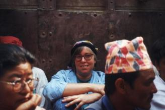 Unterwegs in Nepal 1992