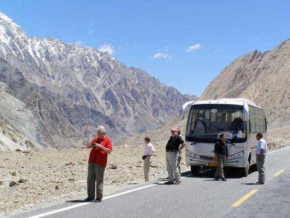 Am Karakorum: Eine Gruppenreise