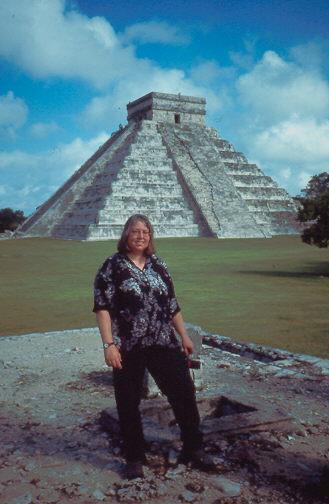 Chichen Itza - Alleine mit dem Rucksack in Mexiko
