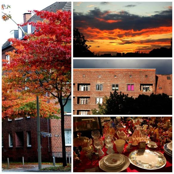 Herbst in Hamburg - Horn