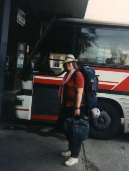 Alleine mit dem Rucksack - in Südkorea