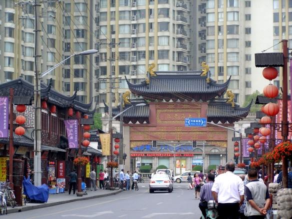 In Shanghais Altstadt