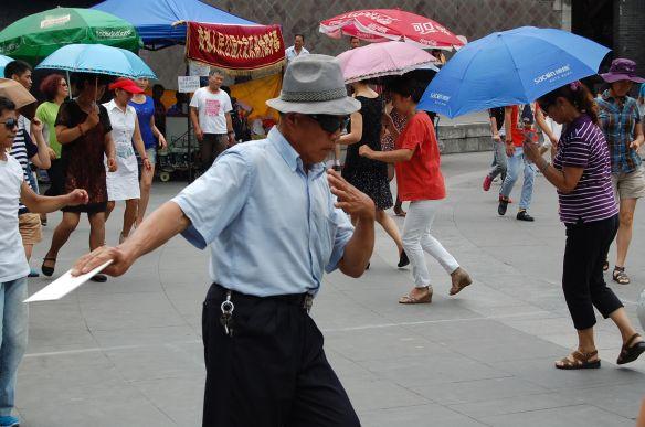 In Chengdu
