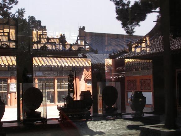 Verbotene Stadt, Paläste der Frauen und Konkubinrn
