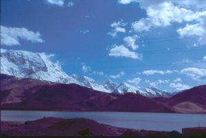 1992: Karakul-See