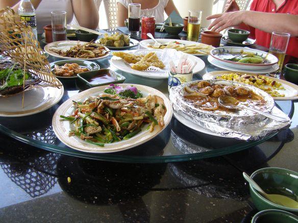 Kulinarische Abenteuer ? Essen in China ist spannend