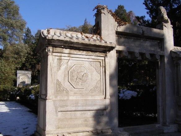 Grab des Matteo Ricci in Peking