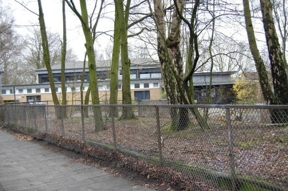 Schule an der Weddestraße Winternotprogramm