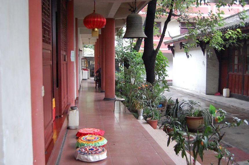 Im Jinsha-Tempel