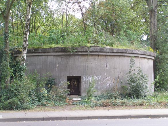 Bunker am Gojenboom