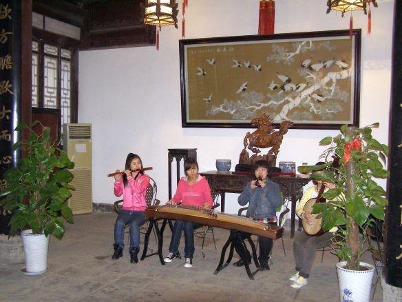 Klassisches chinesisches Konzert