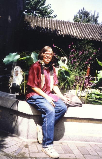 Ulrike 1992 in Peking