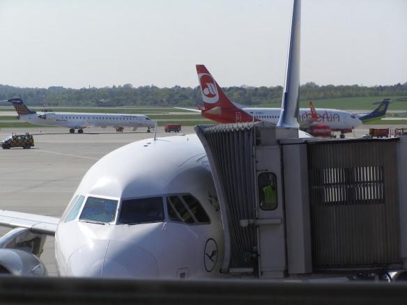 Flughafen Frankfurt 2011