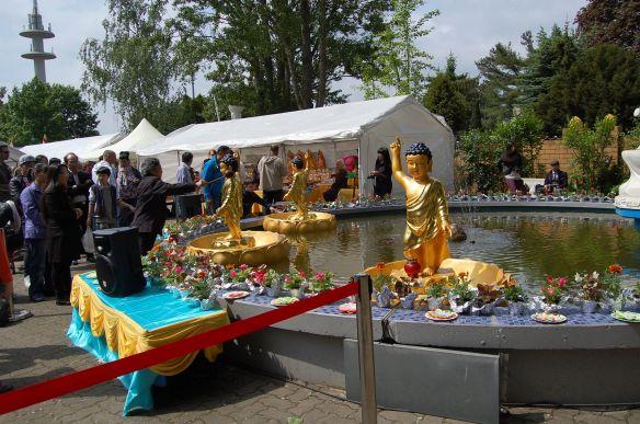 Vesakh - ein buntes vietnamesisches Fest in Hannover