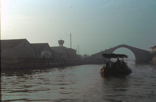 Suzhou Brücke