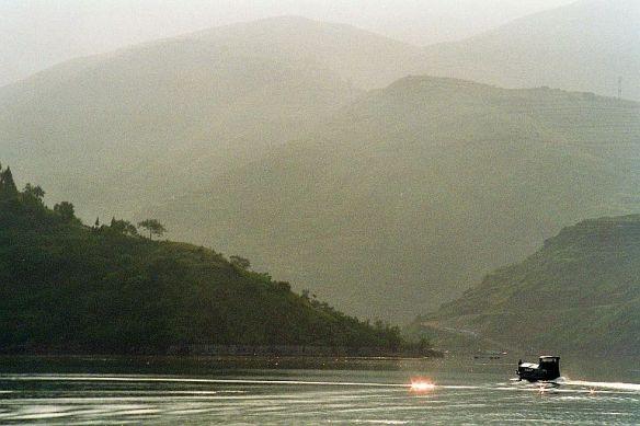Der Yangtze 2005