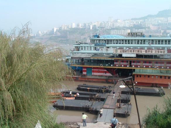 Am Yangtze 2005