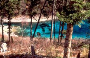 Jiuzhaigou Fünf-Farben-See