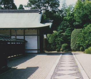 Tempel mit der höchsten Form des Japanischen Gartens, dem Zen-Garten. (Nara)