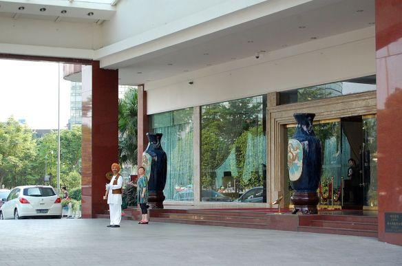 Jinjiang Hotel Eingang