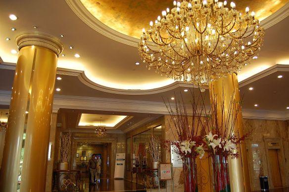 Jinjiang Hotel Foyer