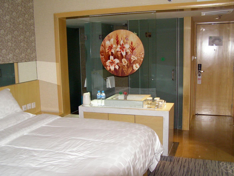 Hotel Badezimmer Mit Glaswand