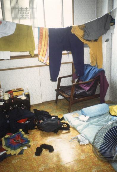 Mein Zimmerchen bei Mr. Kwon