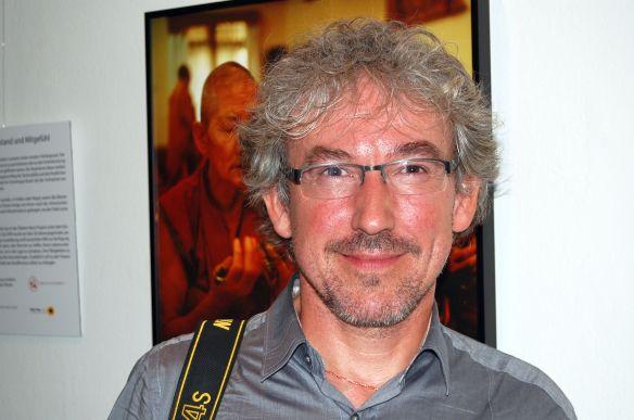 Der französische Fotograf Olivier Adam