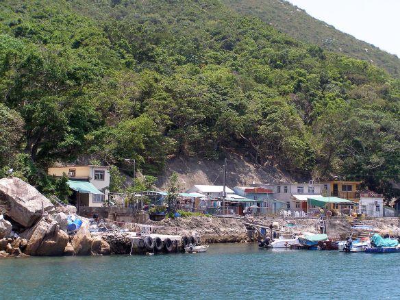 Das Dorf Kao Sai